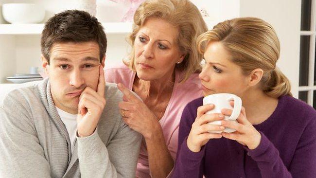 拿兒子當命的婆婆可稱十大可怕,男人最懼怕的惡婆婆。