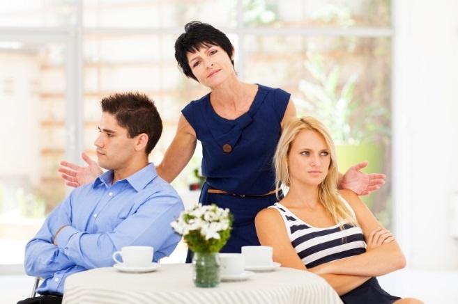 與婆婆維持融洽關係,就是把婆婆當成直系上司來對待。